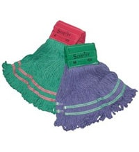 Microfiber Wet Mops service at Baltimore Washington Mat Service