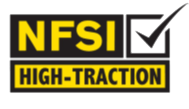 NFSI High Traction Logo for Baltimore Washington Mat Service