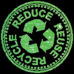 Reduce, Reuse, Recycle Stamp for Baltimore Washington Mat Service